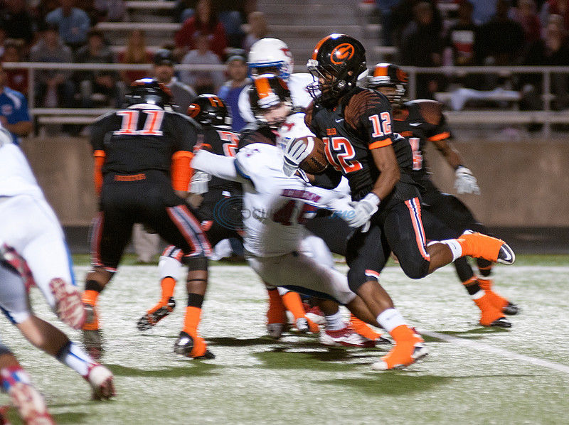 Moving On: Gilmer rallies to eliminate Henderson, 41-34