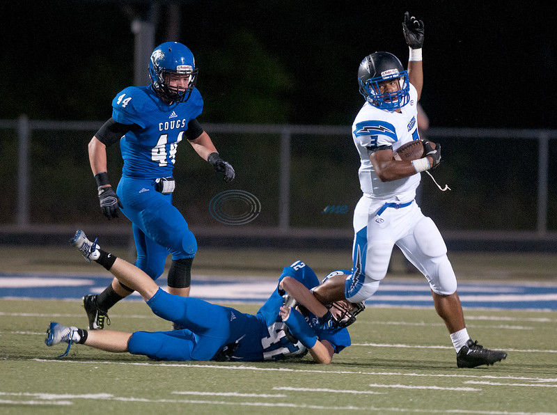 Dallas Christian holds off Grace late