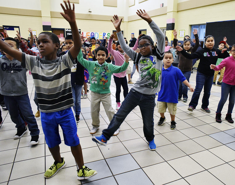 Orr Elementary promotes family fun and healthy lifestyles with Fitness Friday program