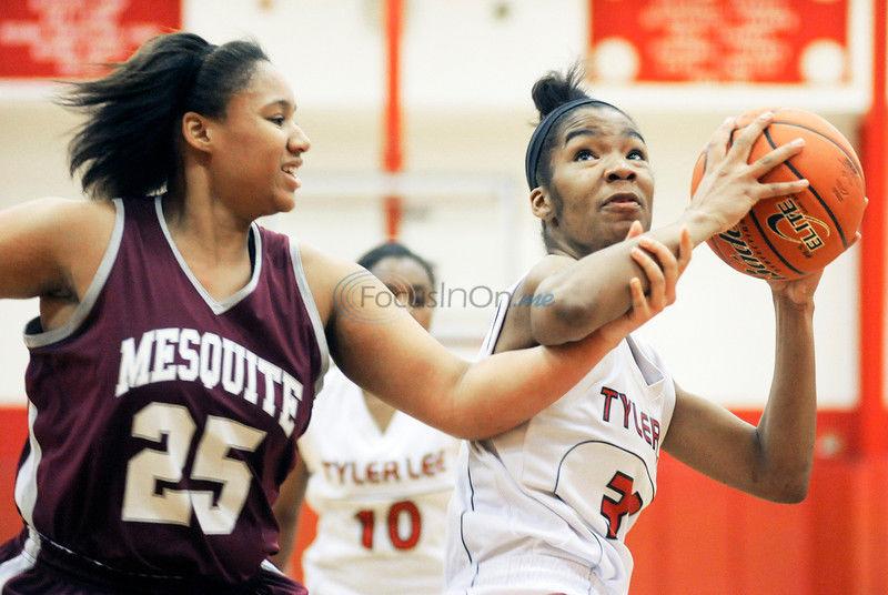Mesquite downs Lady Raiders, 68-44