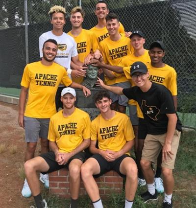 TJC tennis