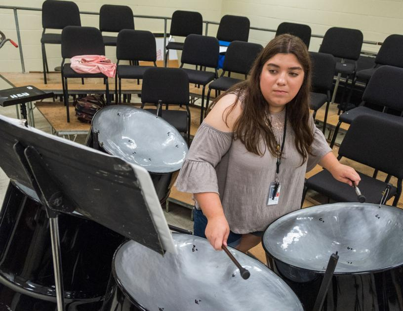 TJC Steel Drum Band offers multicultural opportunity for student musicians