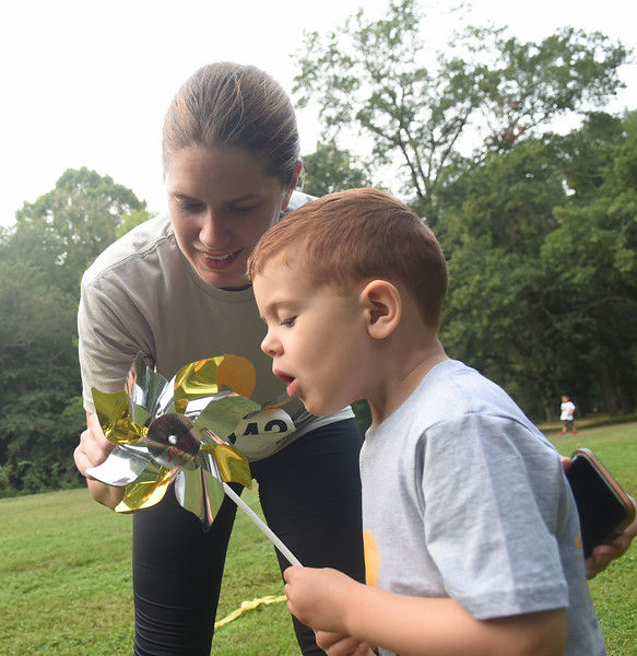 Tyler Gold Run 5K helps raise funds, awareness for childhood cancer research