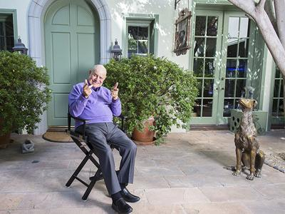 Don Rickles: Politically incorrect before it was incorrect - and still performing at 90