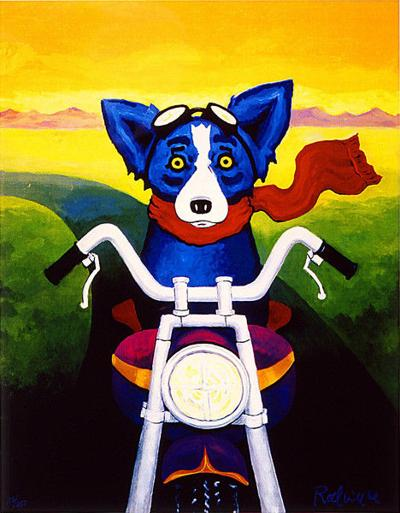 LMA's Rodrigue retrospective to feature Blue Dog paintings