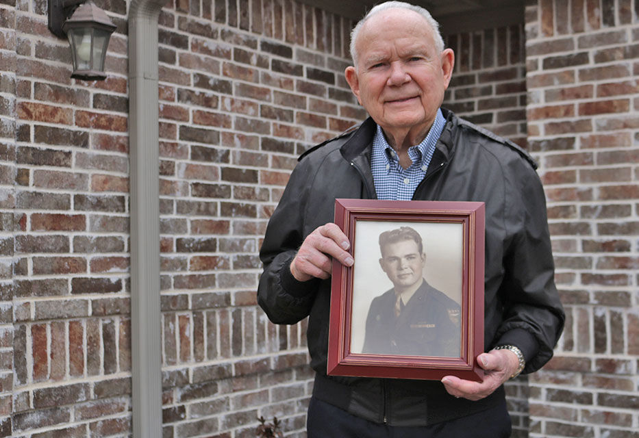 World War II veteran in Lindale reflects on life filled with patriotism, lessons learned