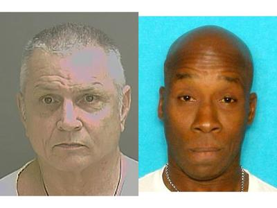 2 sex offenders on Texas 10 Most Wanted list captured