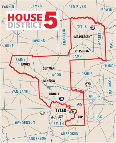 House District Map 5