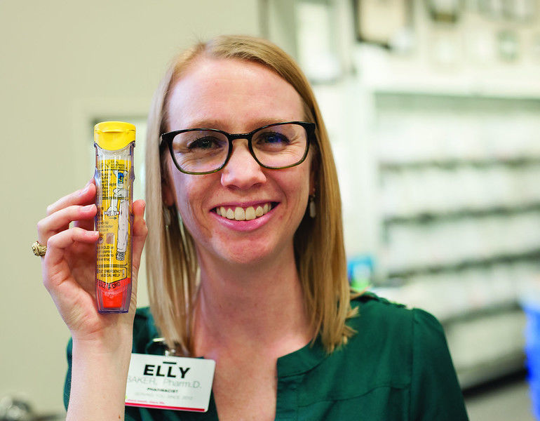 Bullard pharmacist saves patient's life thanks to new law