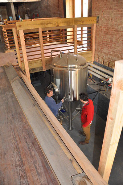 Athens Brewing Co. revitalizes old county building