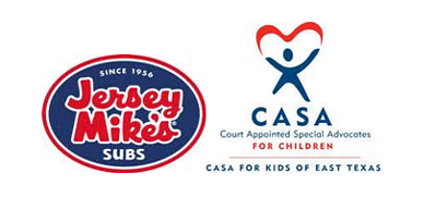 CASA and Jersey Mike's team up for month of giving in March