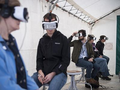 Nonprofits using virtual reality to tackle real-world issues