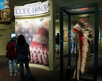 Exhibit honoring Comanche Code Talkers opens in Oklahoma