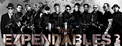 """VIDEO: """"The Expendables 3"""" (Trailer) - Stallone, Snipes, Banderas, Li, Statham..."""