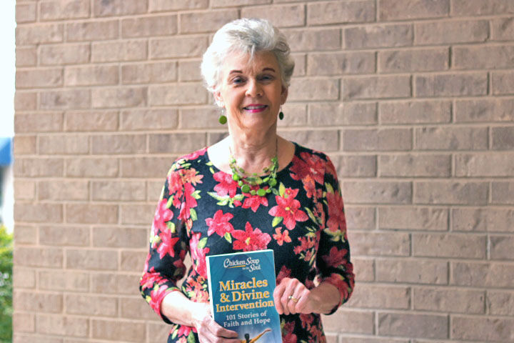 """Tyler Author gets story published on """"Chicken Soup for the Soul: Miracles & Divine Intervention"""" book collection"""