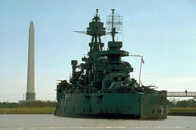 Battleship Texas closed to repair leak