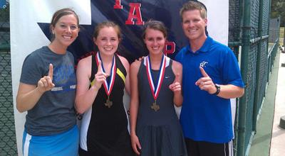 Grace's Bentley-Rook, Lady Trojans win state titles