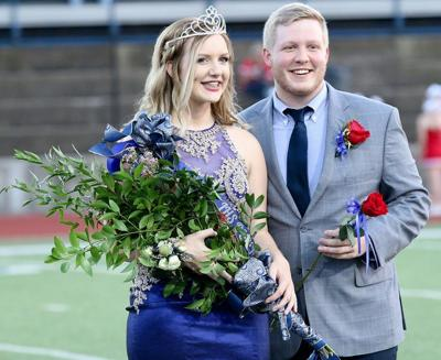 Lindale High School crowns Homecoming queen