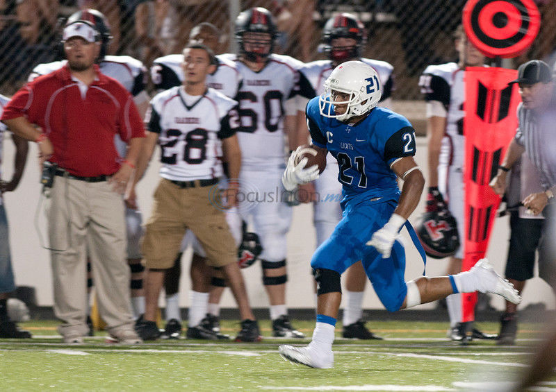 Perfect Storm: JT routs Lee 44-0