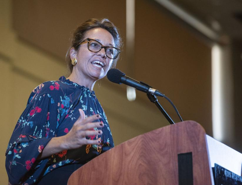Wendy Palau, others share stories of hope with 800 women at CityFest luncheon