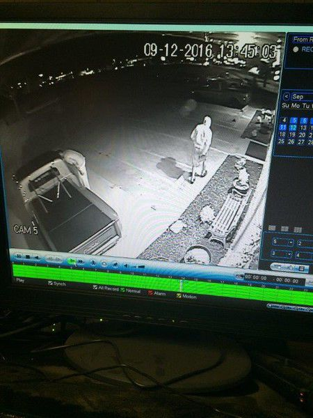 VIDEO: Surveillance footage released after reports of 6 classic cars stolen
