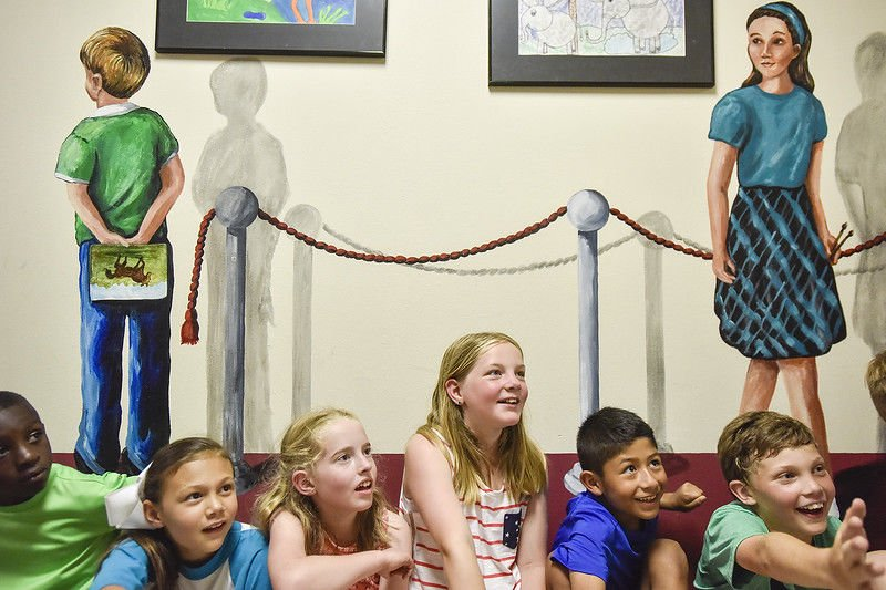 Jack Elementary celebrates fifth graders in sendoff