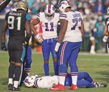 Jaguars earn ugly 10-3 win over Buffalo