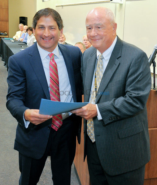 Eltife honored for support of higher education