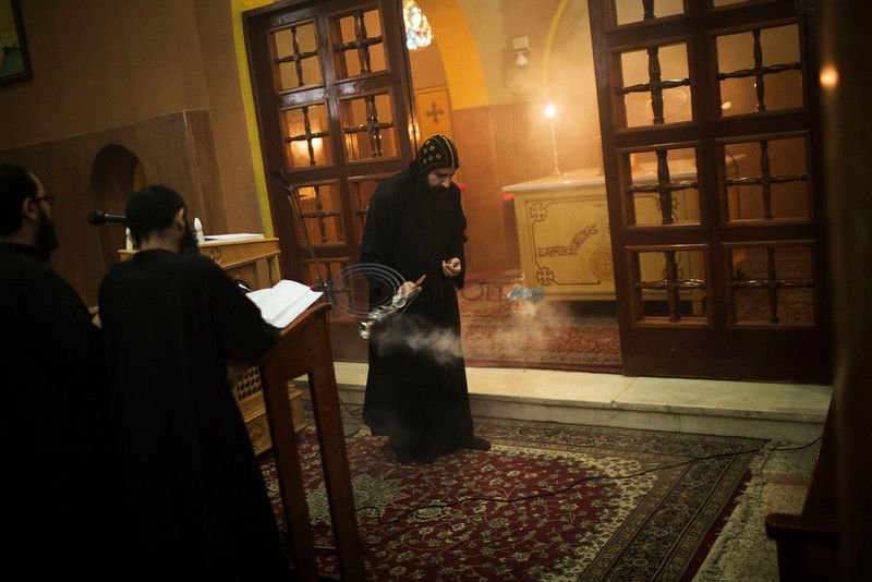 Egypt's coup puts fearful Christians in a corner