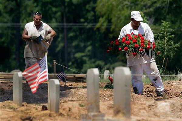 Huntsville, Texas: Historian seeks stories behind mystery graves