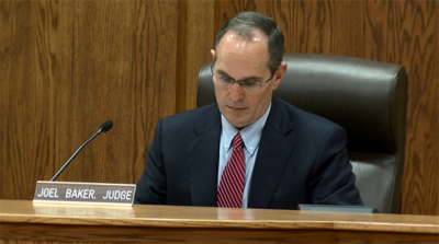 State Commission on Judicial Conduct initiating investigation into Judge Joel Baker