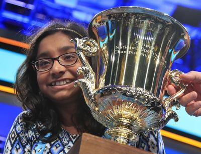 Unflappable Ananya Vinay wins National Spelling Bee