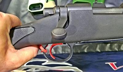Velocity releases replacement trigger for Remington 700