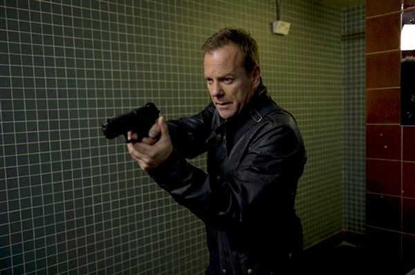 Jack Bauer's back to save the day in '24' revival