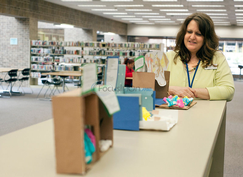 Peeps On Parade: Contest a celebration of National Library Week