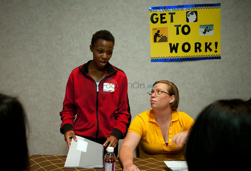 Foster youth learn life experiences at conference