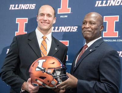 Big Sandy's Smith new coach at Illinois