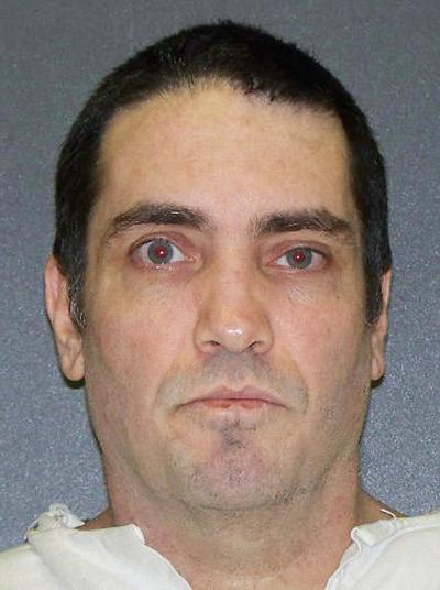 Road-rage killer of 2 executed in Texas