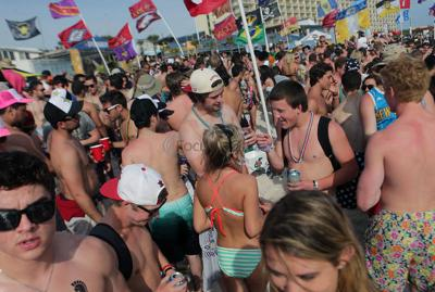 7 people shot and injured at spring break house party in Florida