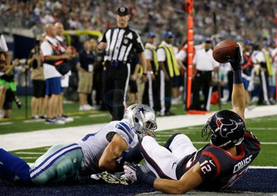Texans top Cowboys