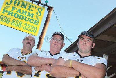 Alto thriving off family tradition