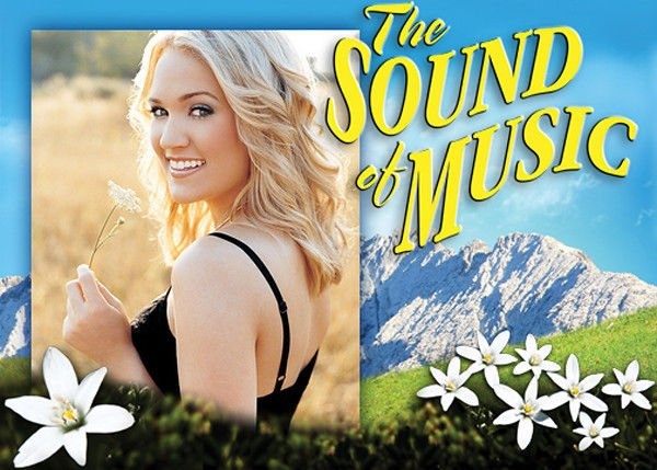 Carrie Underwood will star on live TV in 'Sound of Music'