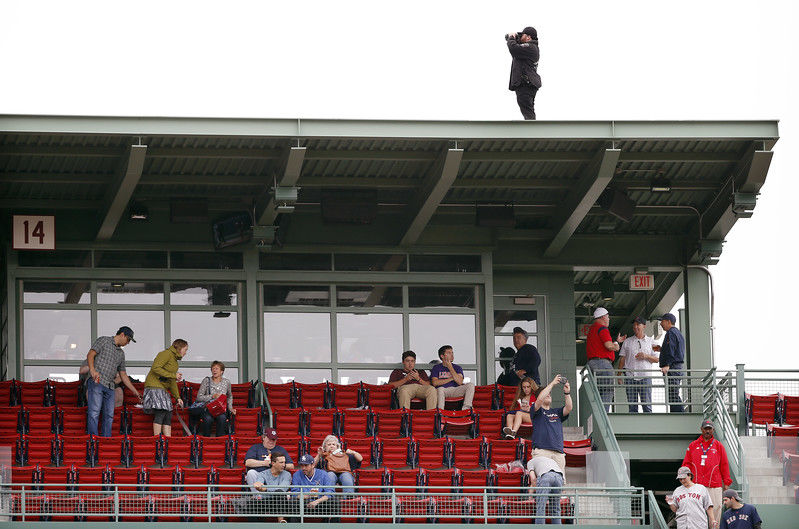 Increased security at Fenway Park for Red Sox, Astros playoff game