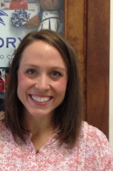 Ybarra joins St. Gregory School as dyslexia and reading specialist
