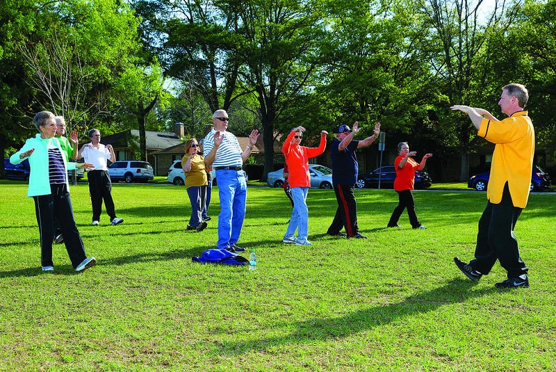 Tai Chi: Free 40-minute instructional sessions at 9 a.m. Saturdays at Pollard Park