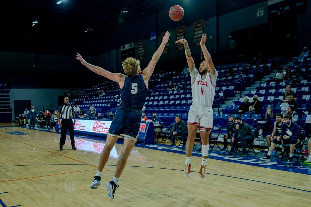 UT Tyler vs. St. Edward's Basketball