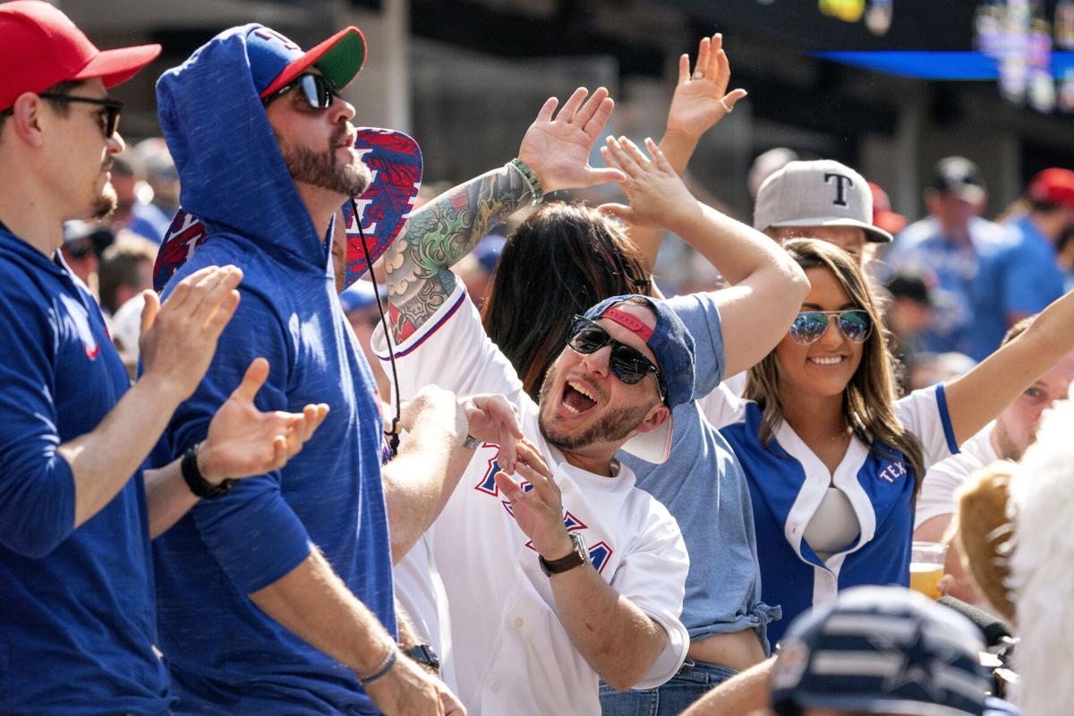 Blue Jays Rangers Baseball