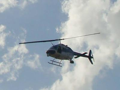 Dallas Police helicopter makes emergency landing after hitting bird