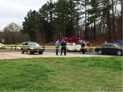 Gladewater Bank robbery suspect dies from self-inflicted gunshot