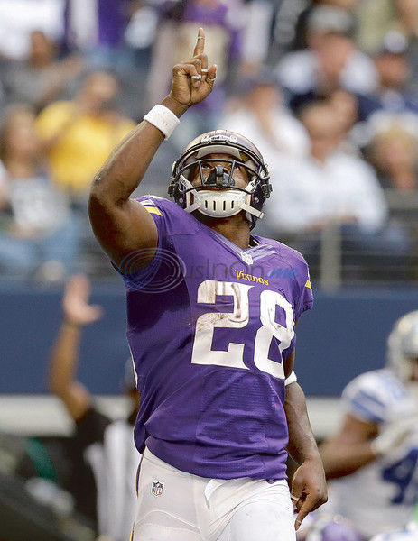 East Texan Adrian Peterson loses to Cowboys, the team he was raised on